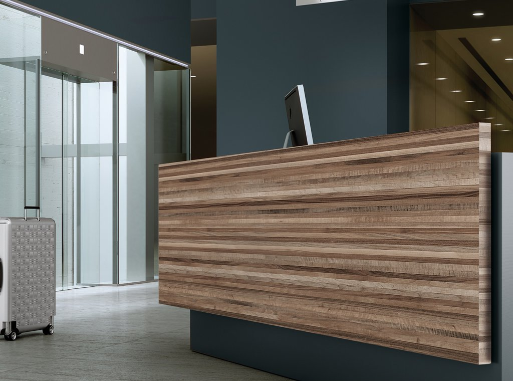 Reception Desks, Counters and Bars